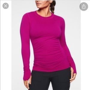 Athleta forest hill top - small worn 1